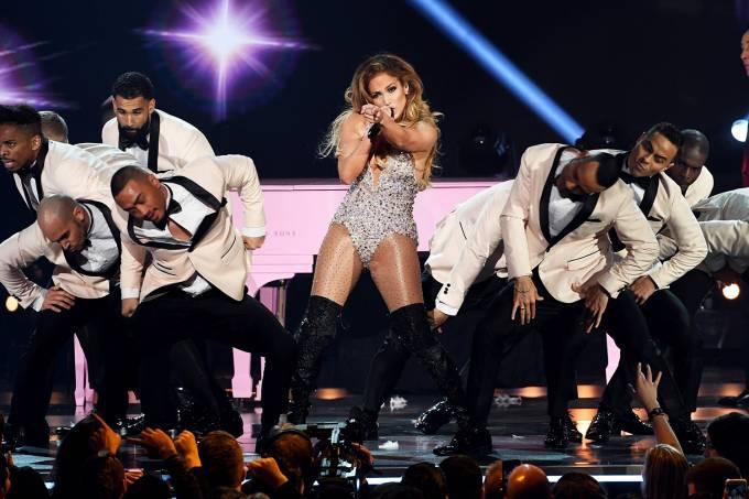 Grammy – Jennifer Lopez