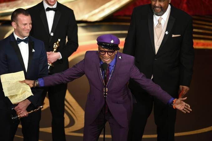 Oscar – Melhor roteiro adaptado – Spike Lee