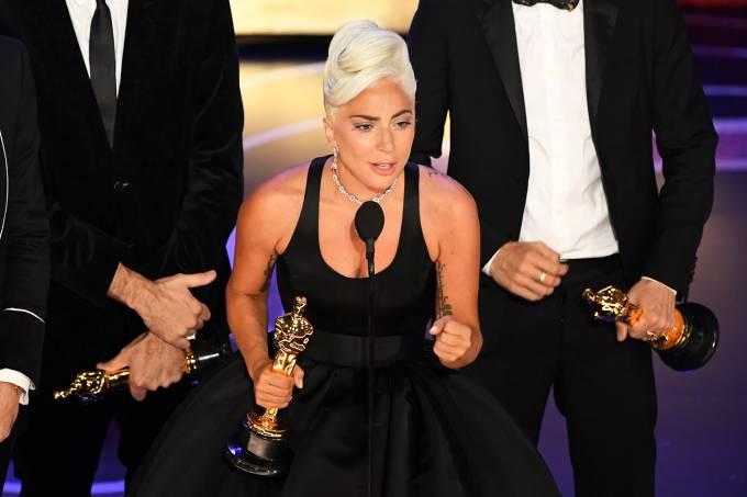 Oscar – Melhor canção original – Lady Gaga