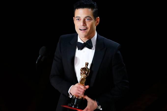 Oscar – Melhor ator – Rami Malek