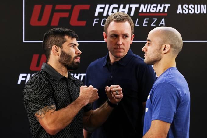 UFC Fortaleza – Raphael Assunção x Marlon Moraes