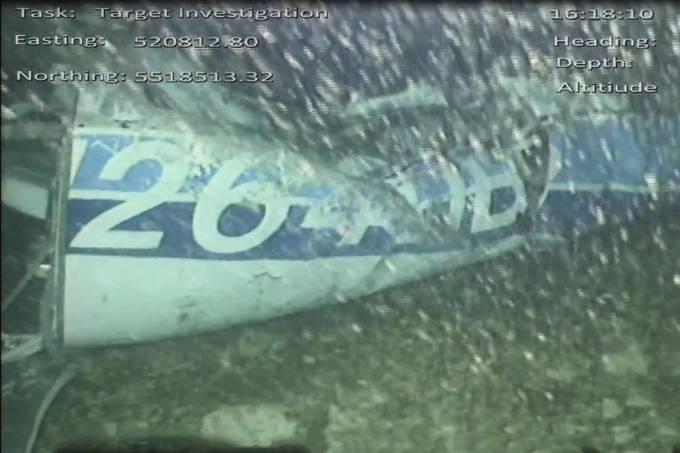 Avião que transportava o jogador Emiliano Sala e o piloto David Ibbotson