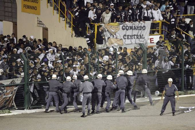 Corinthians x River 2006