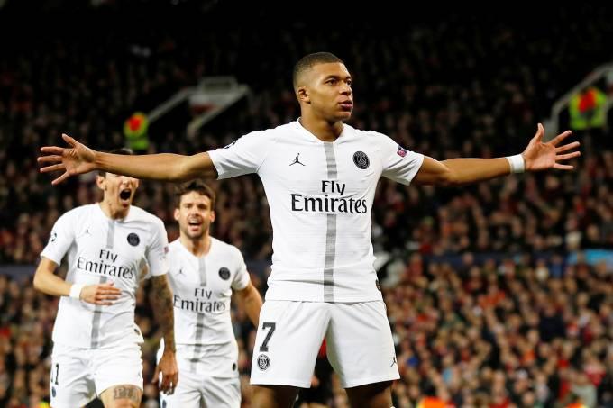 Liga dos Campeões da Europa – Manchester United x PSG