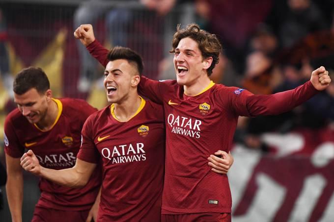 Liga dos Campeões da Europa – Roma x Porto