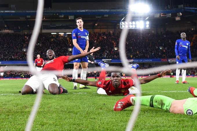 Copa da Inglaterra – Manchester United x Chelsea
