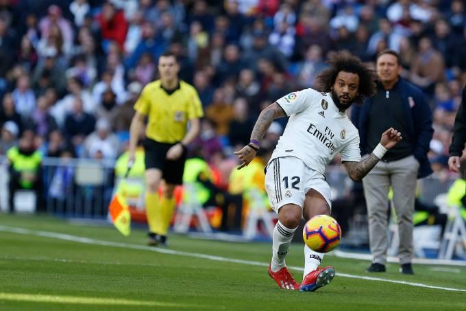 Marcelo – Real Madrid x Girona