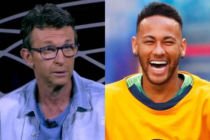 Neto e Neymar