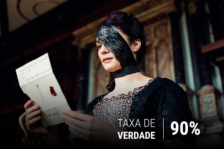 Rachel Weisz no longa 'A Favorita', de Yorgos Lanthimos