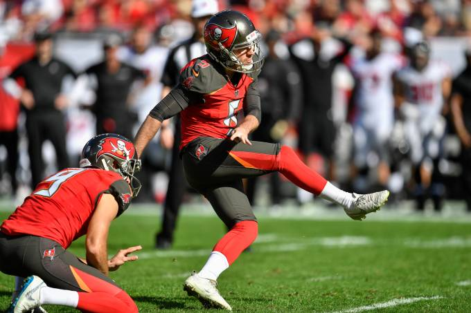 NFL: DEC 30 Falcons at Buccaneers