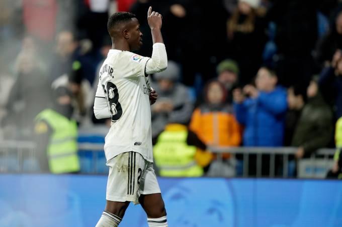 Real Madrid v Deportivo Alaves – La Liga Santander