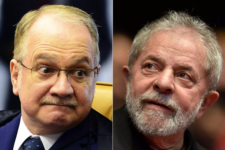 Fachin nega pedido para libertar Lula e anular sentença do caso tríplex | VEJA