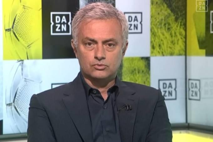José Mourinho no DAZN