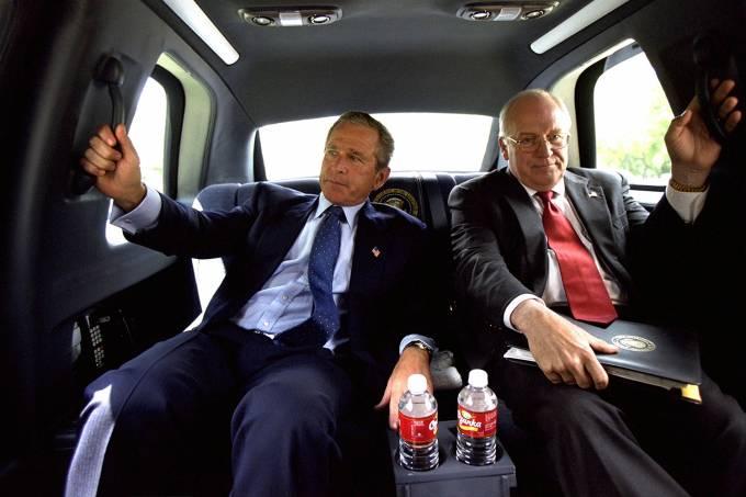 George Bush e Dick Cheney