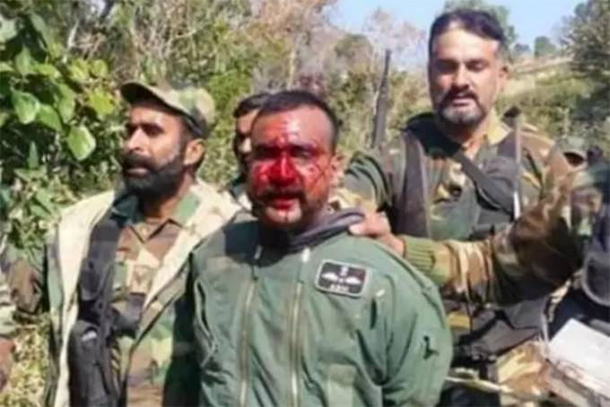 Mundialista: Comandante da Ala da Força Aérea Indiana, Abhinandan Varthaman