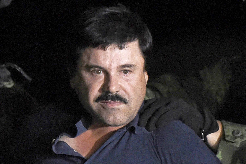El Chapo é condenado à prisão perpétua nos EUA