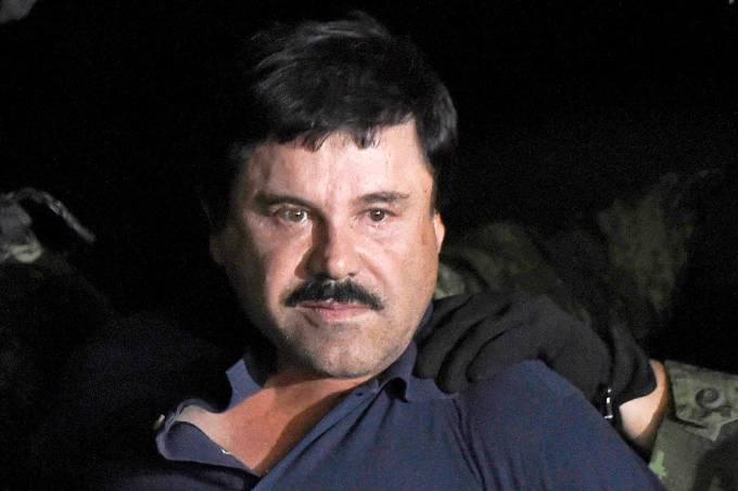 Joaquín Guzmán, conhecido como 'El Chapo'