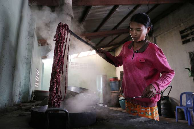 Fábrica Têxtil Camboja