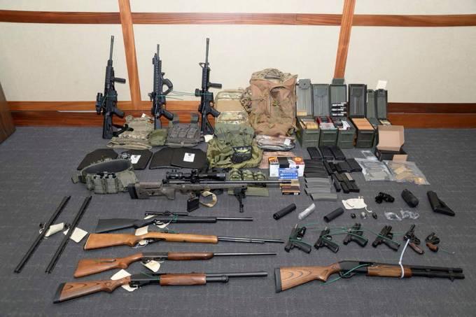 EUA prendem militar americano que planejava ataque contra políticos e civis