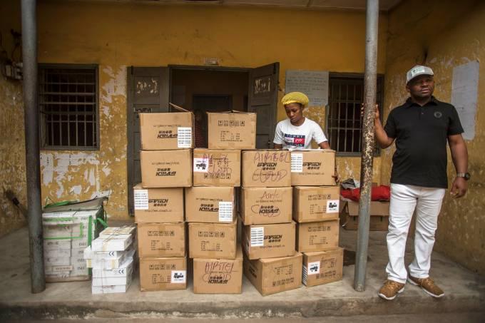 Eleições na Nigéria