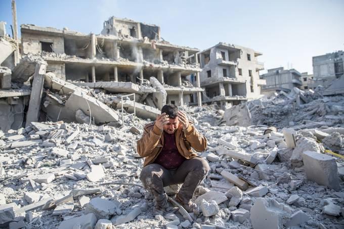 Ataque na Síria