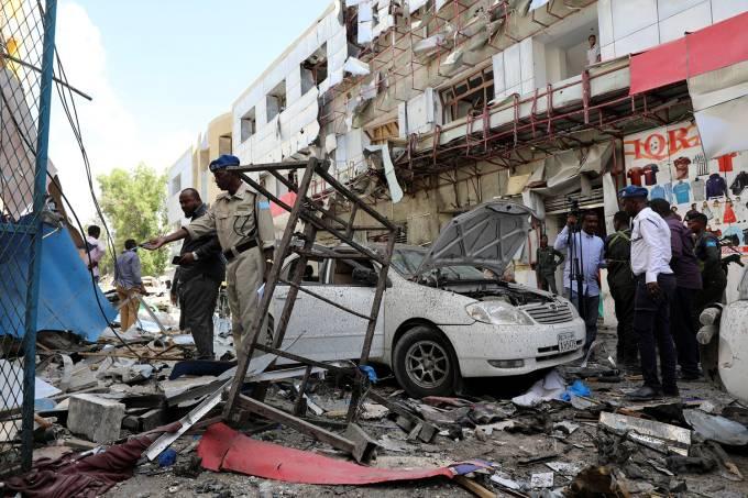 Ataque em Mogadishu