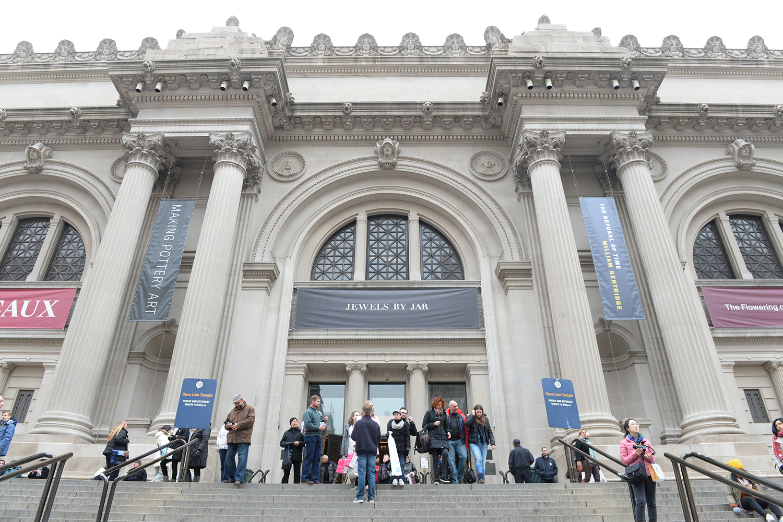 Museu Metropolitano de Arte em Nova York