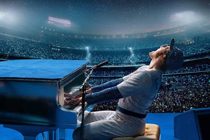 Taron Edgerton interpreta o músico Elton John em cinebiografia 'Rockerman'