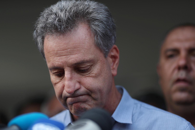 Landim desabafa contra a CBF após Flamengo não ter jogos adiados na data FIFA: Parece retaliação