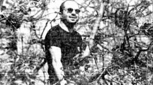 Em 1995, Sampaoli dirige sua equipe do alto de uma árvore