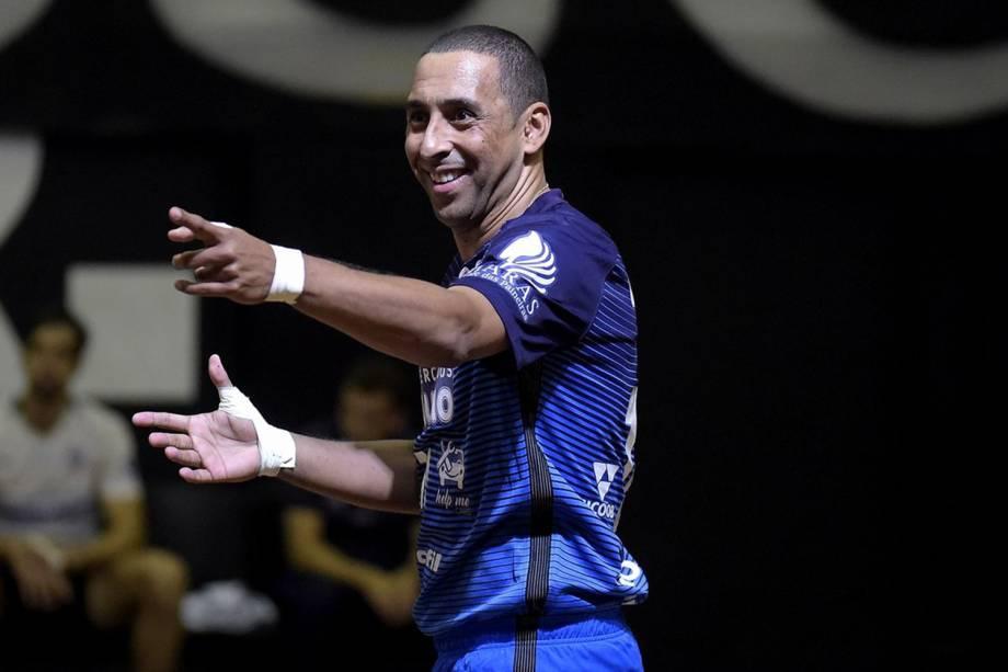 Serginho, jogador do Corinthians Guarulhos