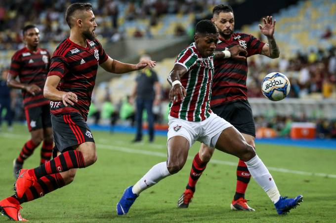 Fluminense x Flamengo – 27/03/2019