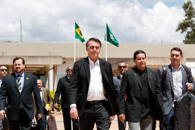 Jair Bolsonaro viaja para Israel