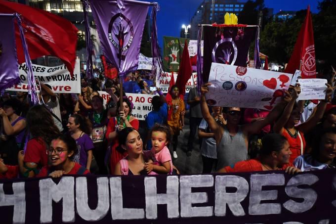 Dia Internacional da Mulher – São Paulo