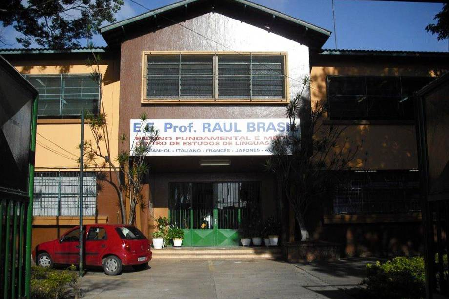 Escola Estadual Raul Brasil em Suzano (SP)