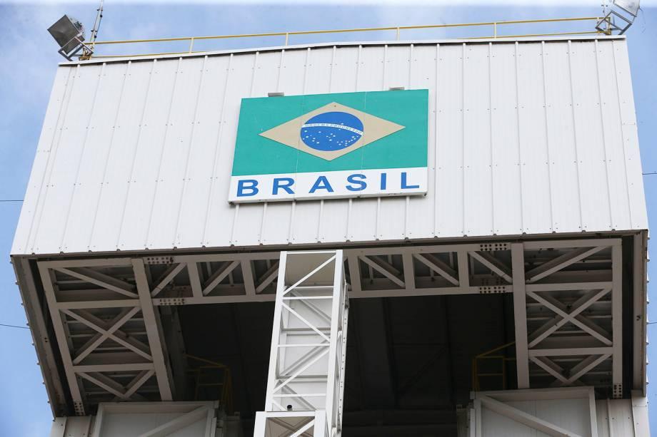 Instalações do Centro de Lançamento de Alcântara (CLA), no Maranhão.