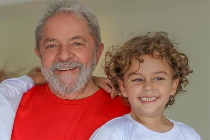 Morre o neto do ex-presidente Lula, Arthur Araújo Lula da Silva