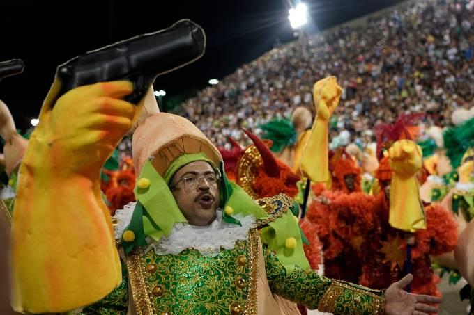 Carnaval RJ – Paraíso do Tuiuti