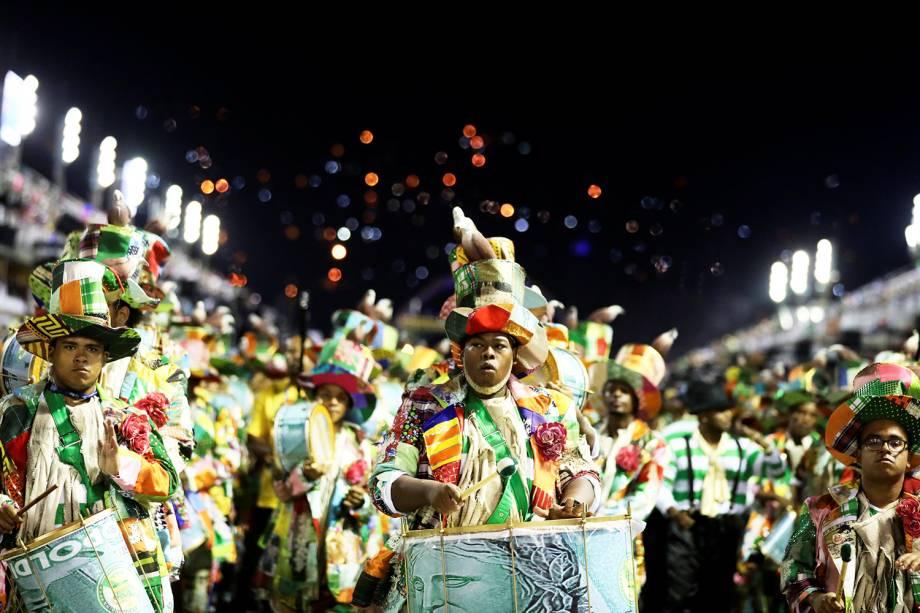Desfile da escola de samba Imperatriz Leopoldinense - 04/03/2019