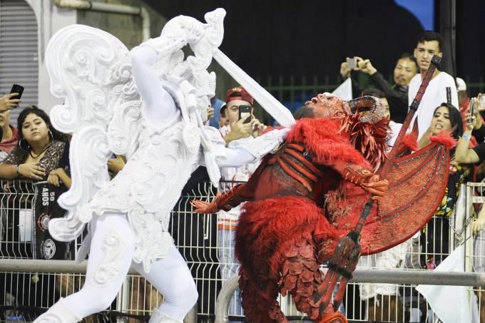 Carnaval SP – Gaviões da Fiel