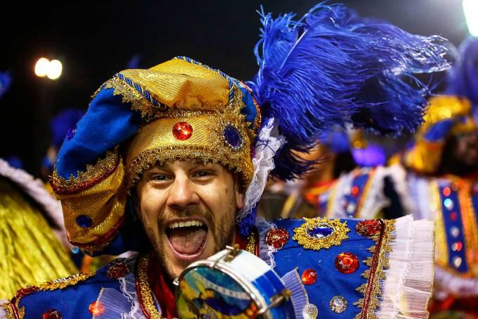 Carnaval SP – Águia de Ouro
