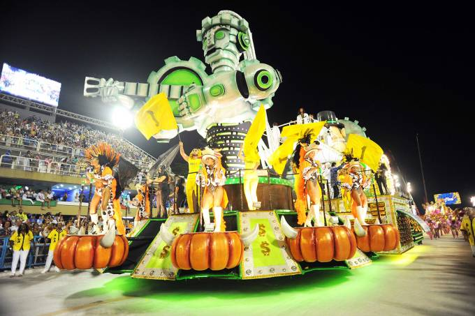 Carnaval RJ – São Clemente