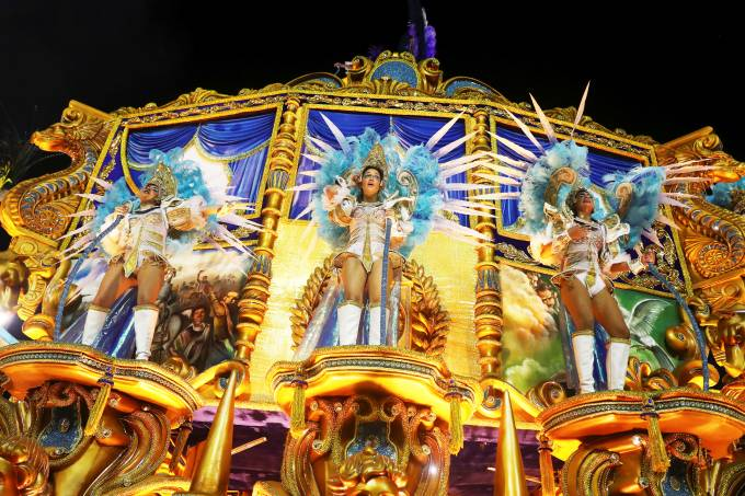 Carnaval RJ – Unidos de Vila Isabel