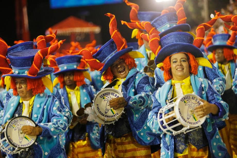 Desfile da escola de samba Paraíso do Tuiuti, no Sambódromo da Marquês de Sapucaí - 05/03/2019