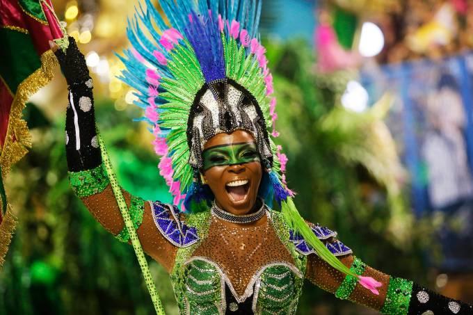 Carnaval RJ – Mangueira
