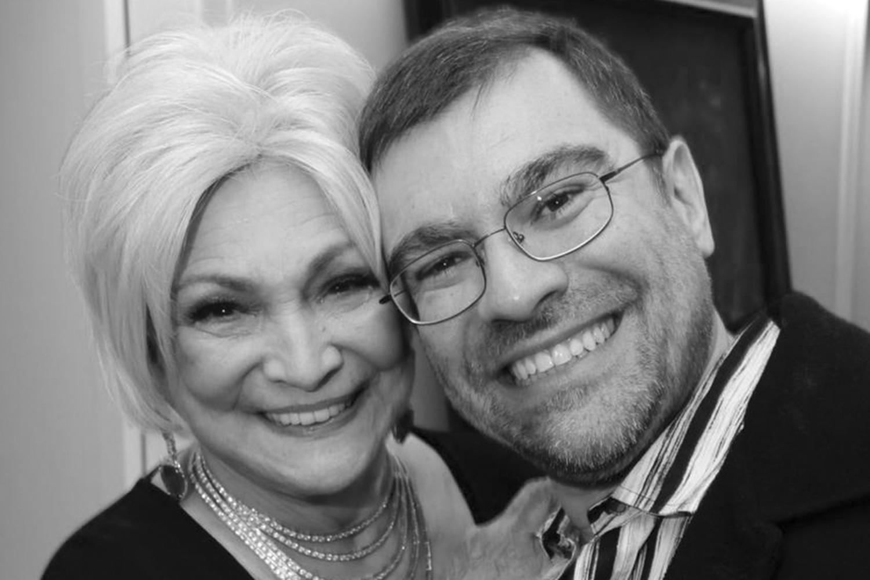 Marcello Camargo com a mãe: 'Ela era muito presente. Nunca me queixei de ausência'