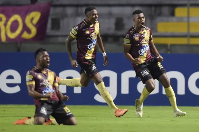 Copa Libertadores – Tolima x Athletico Paranaense