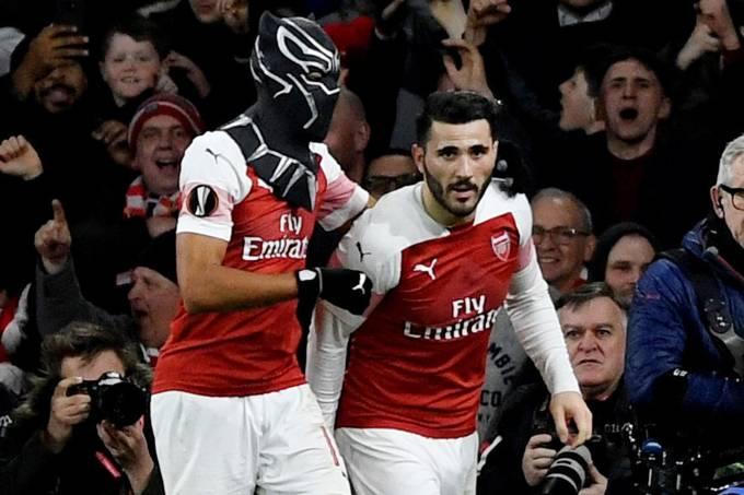 Liga Europa – Arsenal x Rennes