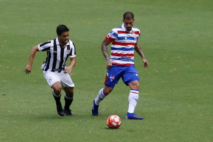 Campeonato Cearense – Fortaleza x Ceará
