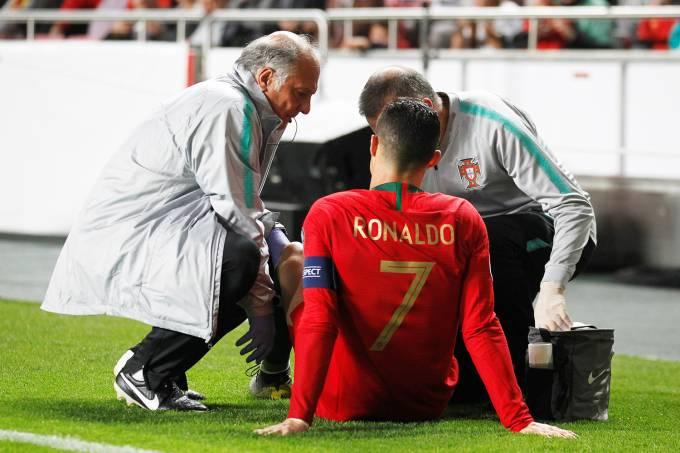Eliminatórias Euro 2020 – Portugal x Sérvia – Cristiano Ronaldo